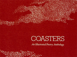photograph of the front cover of the book Coasters